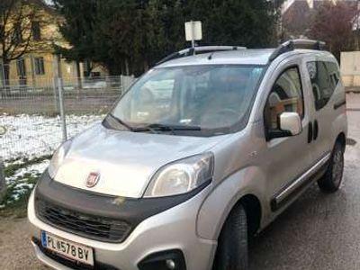 gebraucht Fiat Qubo 1,3 MultiJet II 80 Trekking