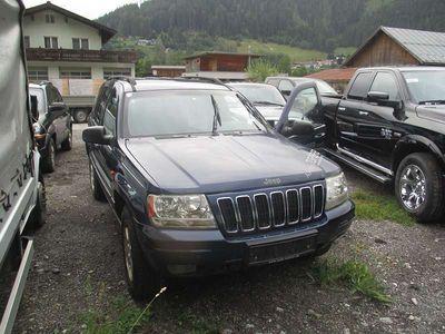 gebraucht Jeep Grand Cherokee 4,7 V8 Limited SUV / Geländewagen,
