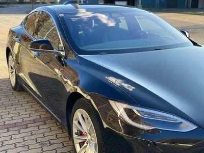 gebraucht Tesla Model S 100D Vollausstattung Leasingfähig