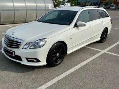 gebraucht Mercedes E350 Avantgarde AMG