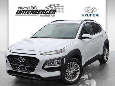 gebraucht Hyundai Kona Level 3 Plus 1,6 CRDi 4WD DCT k0b37a SUV