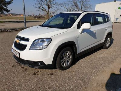 gebraucht Chevrolet Orlando ***LTZ 7Sitzer*** SUV / Geländewagen