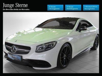gebraucht Mercedes S63 AMG AMG 4M.Coupé