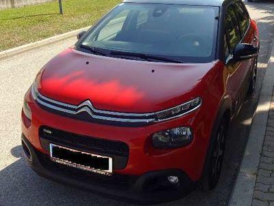 used Citroën C3 C3PureTech 110 S&S EAT6 Limousine,