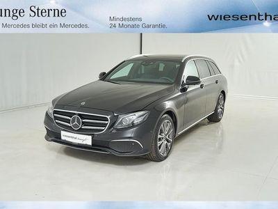 gebraucht Mercedes E220 d4MATICT-Modell