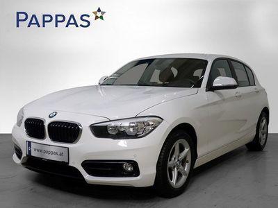 used BMW 116 d Sport Line