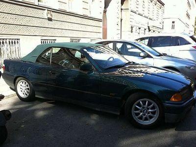 gebraucht BMW 318 Cabriolet 3er-Reihe Cabrio (E36)