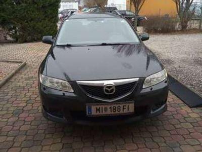 gebraucht Mazda 6 Sport Combi CD13 Topline TD