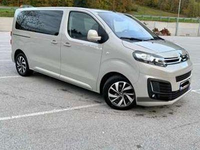 gebraucht Citroën Spacetourer 2.0 Blue HDi 150 S/S M Feel
