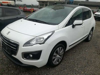 gebraucht Peugeot 3008 1,2 PureTech 130 S*Benzin* NAVI*Panoramadach*