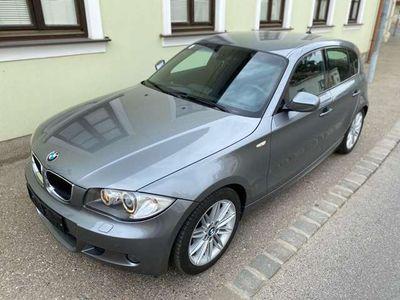gebraucht BMW 120 1er-Reihe i (E87) M-Paket Öster-Paket Aut. Klein-/ Kompaktwagen