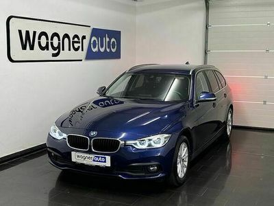 gebraucht BMW 320 d xDrive Touring Aut./LED/ACC/Head up/Navi Advantage