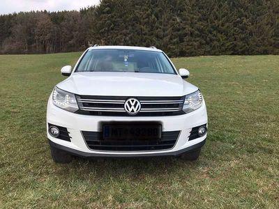 gebraucht VW Tiguan 2.0l 4motion SUV / Geländewagen