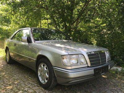 gebraucht Mercedes E320 Coupé Aut.