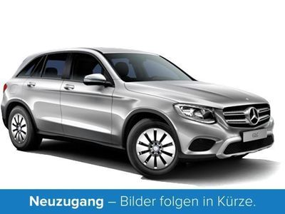 gebraucht Mercedes GLC250 d 4MATIC Aut. Anhängekupplung*Navi*LED*