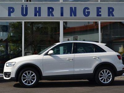 brugt Audi Q3 2,0 TDI quattro Daylight S-tronic *Xenon*