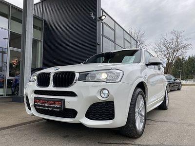 gebraucht BMW X3 xDrive 20d Österreich-Paket Aut. SUV / Geländewagen