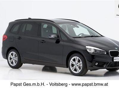 gebraucht BMW 218 Gran Tourer d