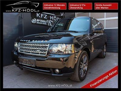 used Land Rover Range Rover 4,4 TDV8 Vogue *Mega Voll*