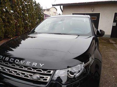 gebraucht Land Rover Discovery Sport 2,0 TD4 4WD SE SUV / Geländewagen,