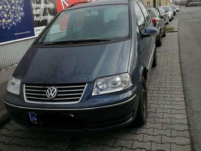 gebraucht VW Sharan 1.9 Tdi 116 PS Kombi / Family Van