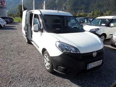 gebraucht Fiat Doblò CARGO MAXI 1,6 JTD 105 SX PRONTO