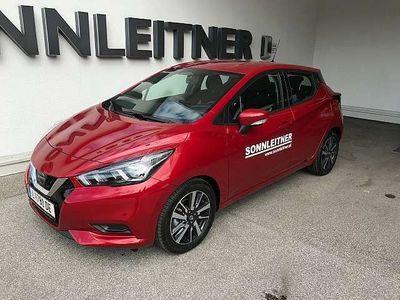 gebraucht Nissan Micra 0,9 IG-T Tekna Limousine,