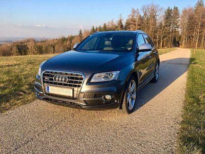 gebraucht Audi SQ5 Q53.0 TDI TIPTRONIC QUATTRO SUV / Geländewagen