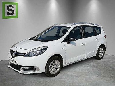 gebraucht Renault Grand Scénic dCi 110 EDC Limited, 110 PS, 5 Türen, Automatik