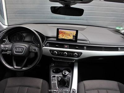 gebraucht Audi A4 2,0 TDI Limousine,