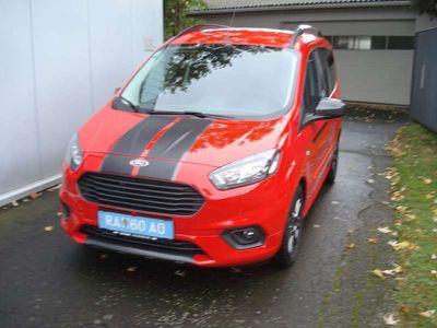 gebraucht Ford Tourneo Courier 1,0 EcoBoost Sport Kombi / Family Van