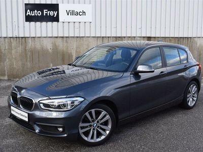 gebraucht BMW 118 1er-Reihe i Aut. Limousine