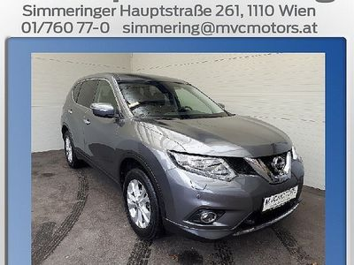 brugt Nissan X-Trail 1,6dCi Acenta ALL-MODE 4x4i