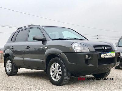 gebraucht Hyundai Tucson 2,0 Style CRDi VGT 4WD DPF/Erstbesitz