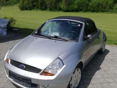 gebraucht Ford StreetKa 1,6, Cabrio Cabrio / Roadster,