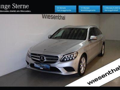gebraucht Mercedes C200 C-Klasse T-Modelld T-Modell, 150 PS, 5 Türen, Automatik