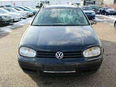 gebraucht VW Golf Variant Basis IV PICKERL 11.2020+4 monat