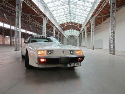gebraucht Pontiac Firebird Trans Am Turbo ´´Indianapolis Pace Car´´ Sportwagen / Coupé,