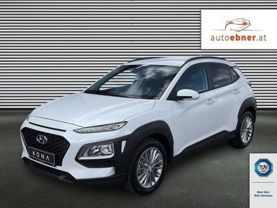 gebraucht Hyundai Kona 1,0 T-GDi 2WD Level 3 Plus, Level 3, 120 PS, 5 Türen, Schaltgetriebe