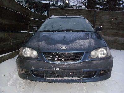 gebraucht Toyota Avensis Kombi,T 22 DID,Diesel,fahrbereit,2 Hd,läuft schön, Kombi / Family Van