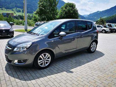 gebraucht Opel Meriva 1,6 CDTI Ecotec Ísterreich Edition Start/Stop System