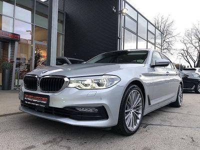 gebraucht BMW 530 d xDrive G30 Sport Line, ACC, Leder, Komfortsitze