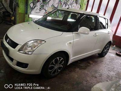 gebraucht Suzuki Swift 1.3 Black and White