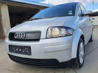 gebraucht Audi A2 1.4TDI, KLIMATRONIC, ALU, EURO-3!*