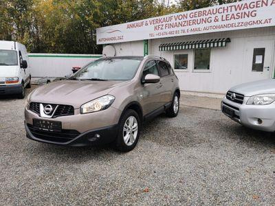 gebraucht Nissan Qashqai 2,0 16V I-Way 4WD Aut.