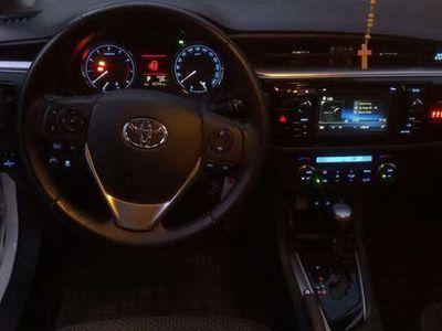 gebraucht Toyota Corolla E15EJ(A)
