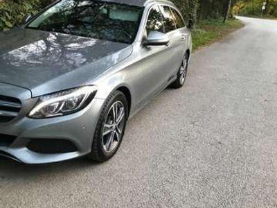 gebraucht Mercedes C180 T BlueTEC A-Edition Plus