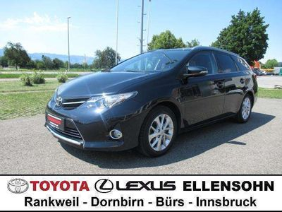 gebraucht Toyota Auris 1,6 TOURING SPORTS LOUNGE