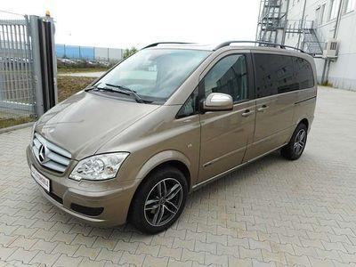 gebraucht Mercedes Viano Trend kompakt 3,0 CDI BlueEfficiency DPF ... Kombi / Family Van,