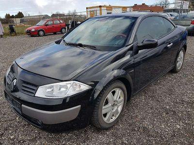 brugt Renault Mégane Cabriolet Privilège Luxus 2,0 16V / Roadster,